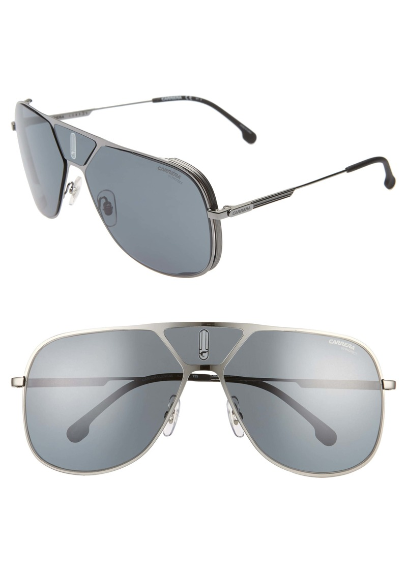 Carrera Eyewear 60mm Navigator Sunglasses