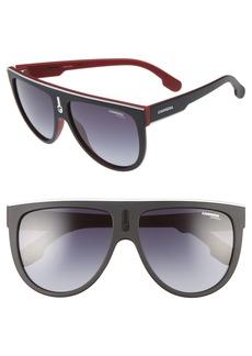 Carrera Eyewear 60mm Oversize Sunglasses