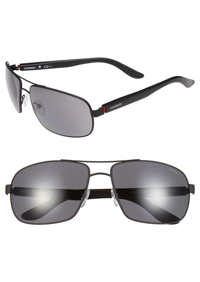 Carrera Eyewear 62mm Polarized Sunglasses