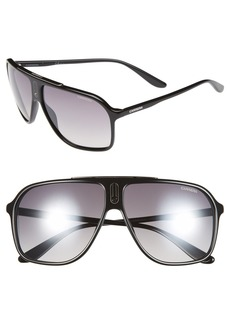 Carrera Eyewear 62mm Sunglasses