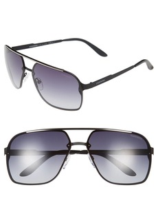 Carrera Eyewear 64mm Navigator Sunglasses