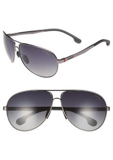 Carrera Eyewear 66mm Polarized Sunglasses