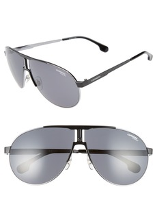 Carrera Eyewear 66mm Sunglasses