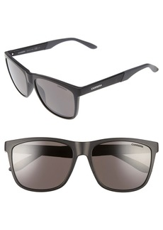 Carrera Eyewear 8022/S 56mm Polarized Sunglasses