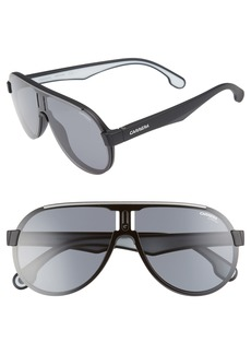 Carrera Eyewear 99mm Shield Sunglasses