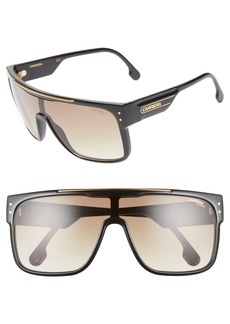 Carrera Eyewear Flagstop II 140mm Flat Top Sunglasses