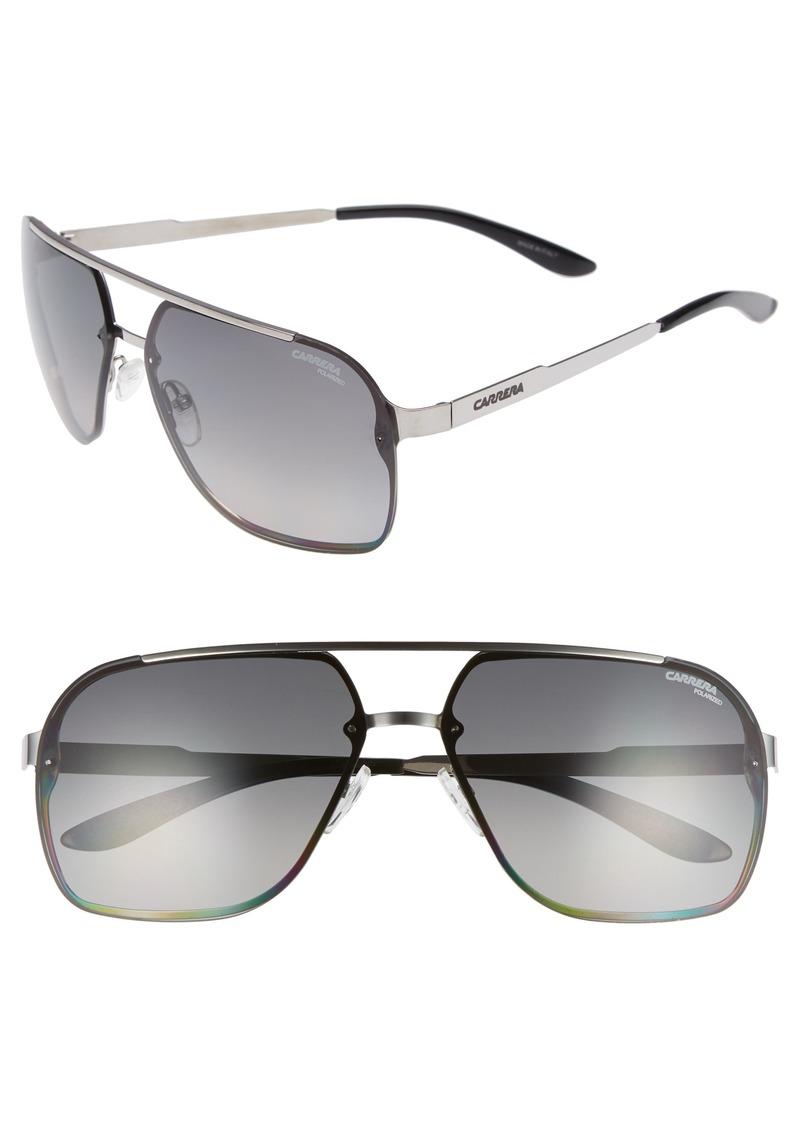5b85fa18f6 Carrera Carrera Eyewear Navigator 64mm Polarized Sunglasses