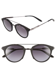 Carrera Eyewear Retro 49mm Sunglasses