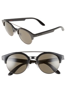 Carrera Eyewear Retro 50mm Sunglasses