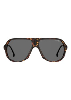 Carrera Eyewear Safari 62mm Oversize Aviator Sunglasses