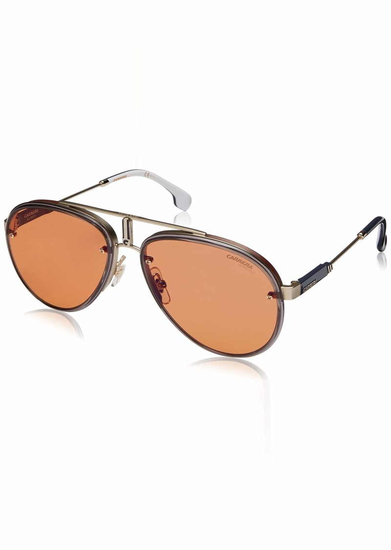 562203175c SALE! Carrera Carrera Glory Aviator Sunglasses