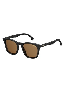 Carrera Men's 143/s Square Sunglasses  51 mm