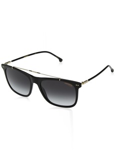Carrera Men's 150/s Rectangular Sunglasses  55 mm