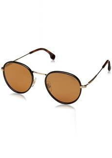 Carrera Men's 151/s Round Sunglasses  52 mm