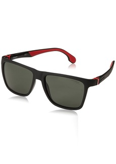 Carrera Men's 5047/s Square Sunglasses  56 mm