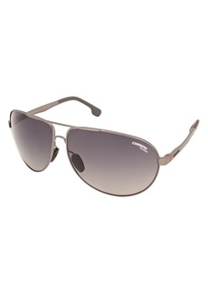 Carrera Men's 8023/s Polarized Aviator Sunglasses