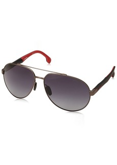 Carrera Men's 8025/s Aviator Sunglasses