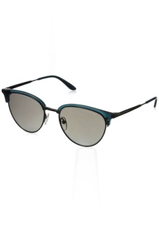 Carrera Men's Ca117s Round Sunglasses   mm