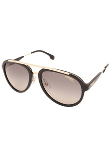 Carrera Men's Ca132s Aviator Sunglasses  57 mm