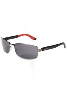 Carrera mens Ca8004S Polarized Sport Sunglasses