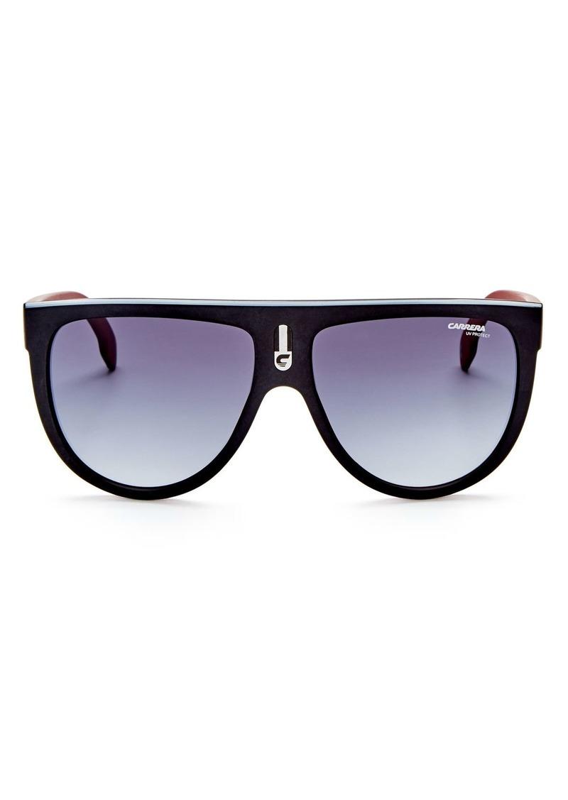 267b0113c Carrera Carrera Men's Flat Top Aviator Sunglasses, 60mm   Sunglasses