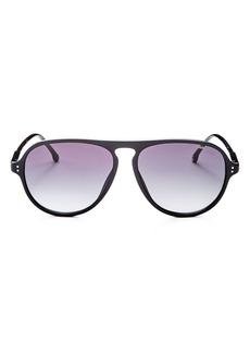 Carrera Men's Mirrored Aviator Sunglasses, 54mm