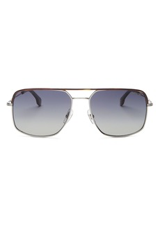 Carrera Men's Polarized Aviator Sunglasses, 60mm