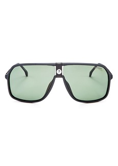 Carrera Men's Polarized Aviator Sunglasses, 65mm
