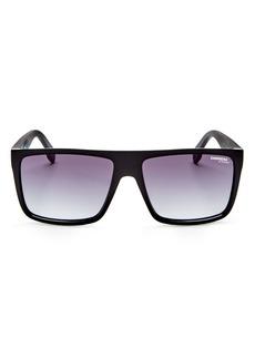 Carrera Men's Rectangle Sunglasses, 57mm