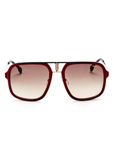 Carrera Men's Square Sunglasses, 58mm
