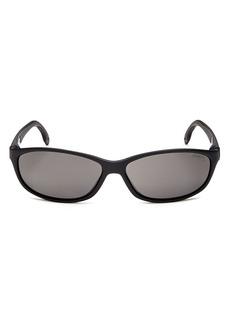 Carrera Men's Wraparound Sunglasses, 61mm