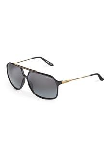 Carrera Oversized Mirrored Sunglasses