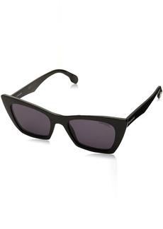 Carrera Women's 5044/s Polarized Cateye Sunglasses  50 mm