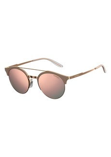 Carrera Women's CA141/S Round Sunglasses