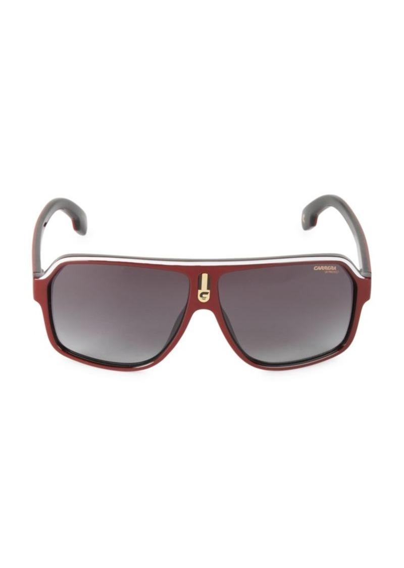 Carrera Tinted Aviator Sunglasses