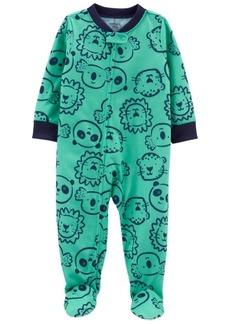 Carter's Baby Boys Loose Fit Footie Pajama