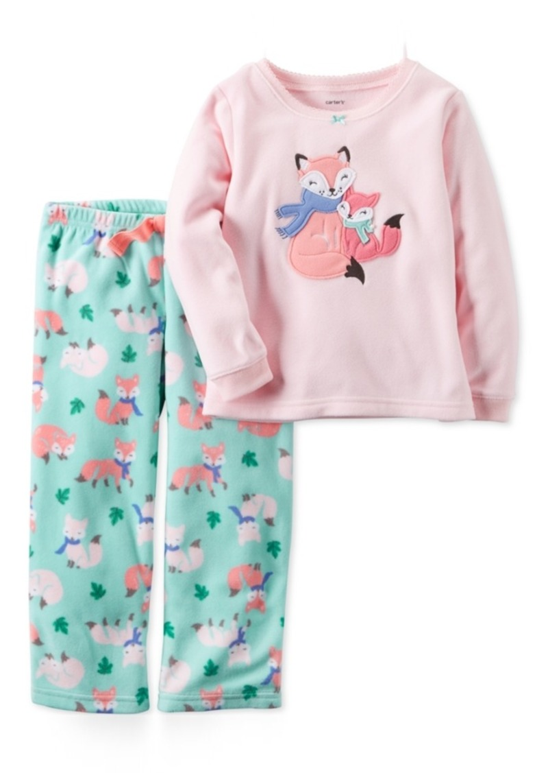 be43b6af3120 Carter s Carter s 2-Pc. Goodnight Fox Pajama Set