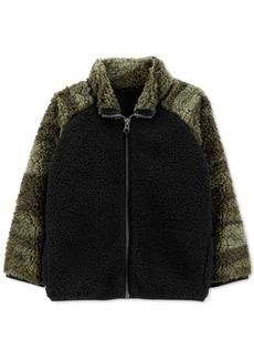 Carter's Baby Boys Camo-Print Fleece Jacket