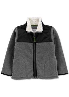 Carter's Baby Boys Fleece Zip-Up Jacket