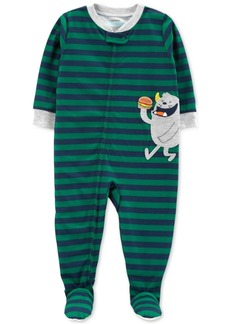 Carter's Baby Boys Footed Pajamas