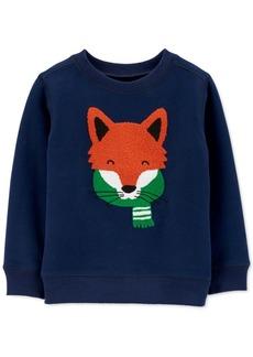 Carter's Baby Boys Fox Fleece Sweatshirt