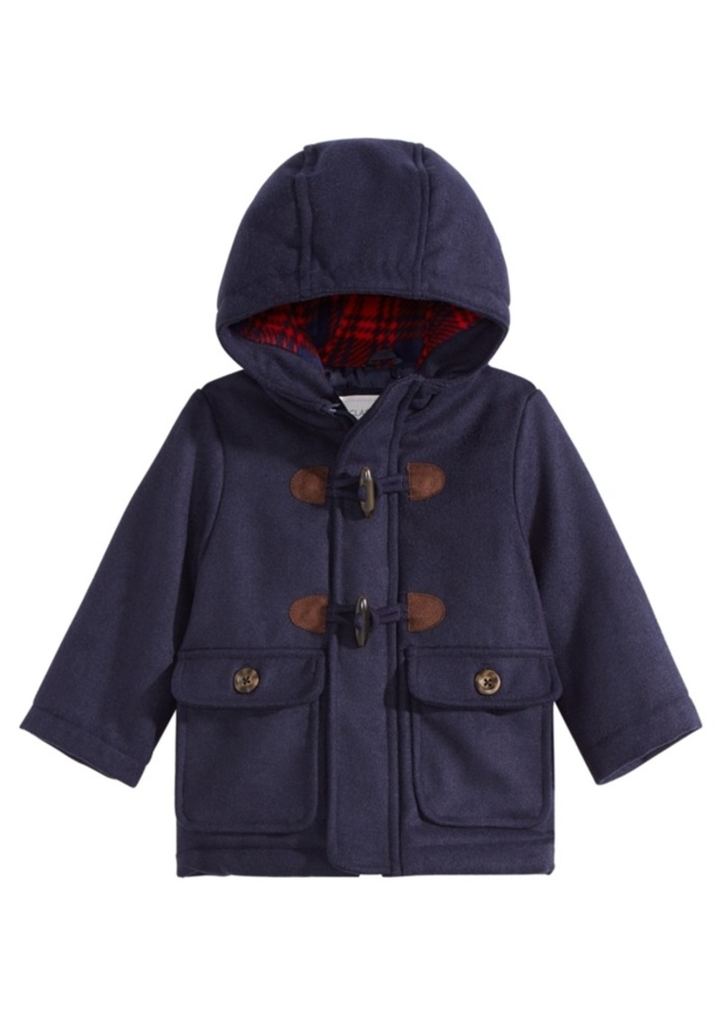 cb2660662a5e Carter s Carter s Baby Boys Hooded Toggle Coat