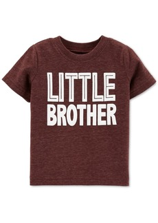 Carter's Baby Boys Little Brother T-Shirt