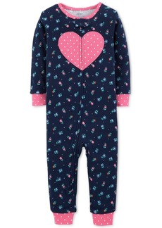 Carter's Baby Girls Cotton Pajamas