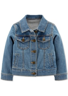 Carter's Baby Girls Denim Jacket
