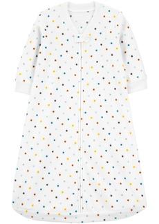 Carter's Baby Girls Dot-Print Fleece Sleep Bag