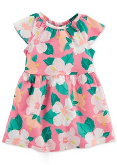 Carter's Baby Girls Floral-Print Cotton Sundress