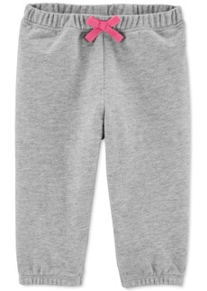 Carter's Baby Girls French Terry Pants