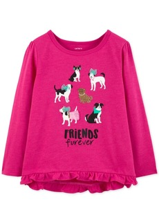 Carter's Baby Girls Friends Furever Graphic T-Shirt