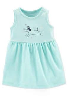 Carter's Baby Girls Princess Dog Graphic Sundress